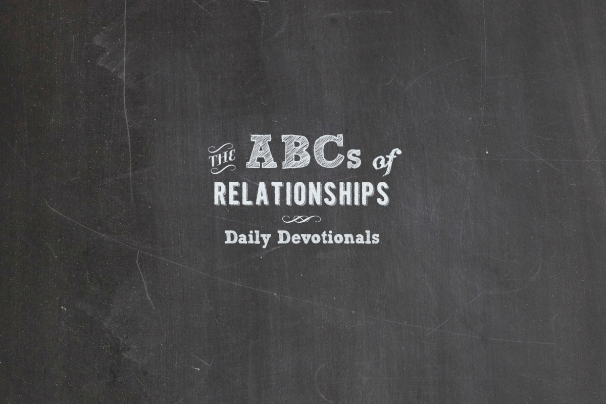 ABCs of relationships