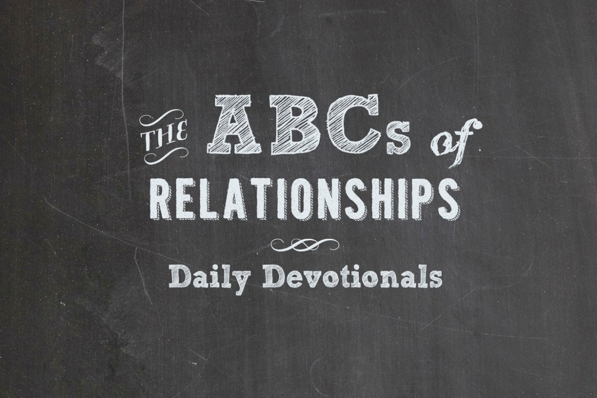 ABC's of Relationships