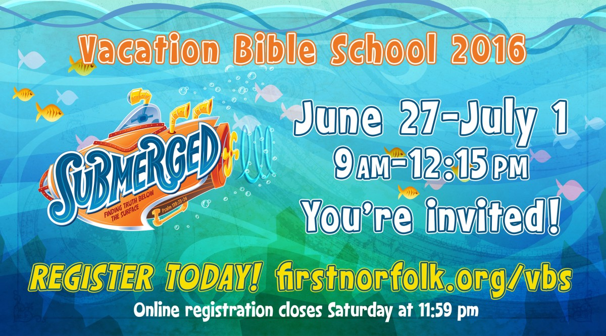 4 Benefits for Children at Vacation Bible School