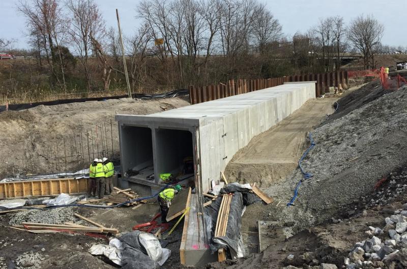 I-64/I-264 Interchange February 2017 VDOTupdate