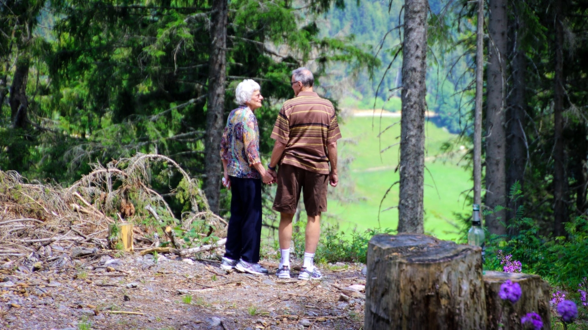 Encouragement for our Senior Adults (by ClaudeParent)