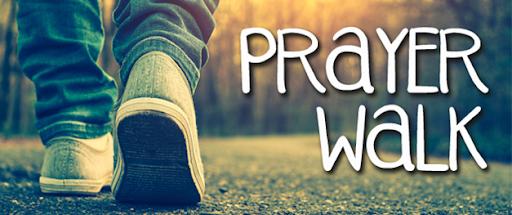 An Invitation to PrayerWalk