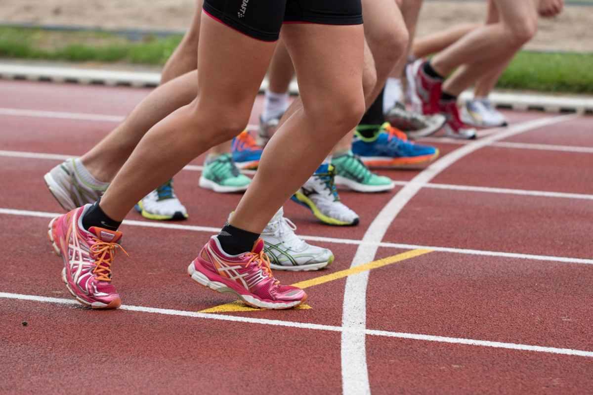 Run the Race toWin