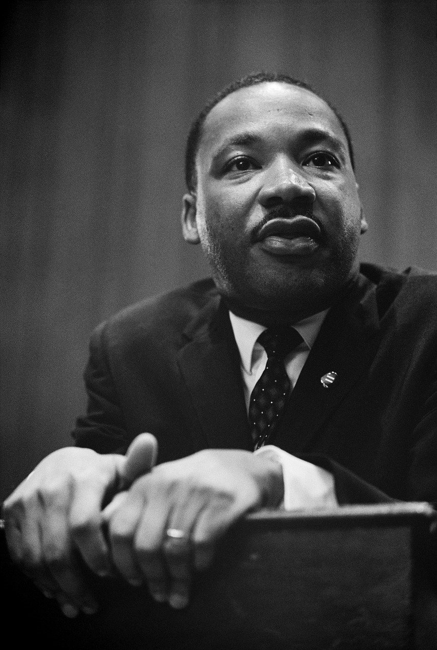 The Gentleness of Christ – Remembering Dr. Martin Luther King,Jr.